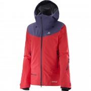 Geaca ski Salomon Qst Charge Gore-Tex 3L-Rosu