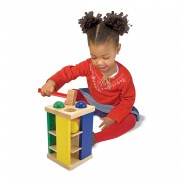 Melissa & Doug Pound & Roll Tower - 3559