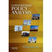 Contemporary Policy Analysis by Professor of Public Sector Management / Monash Chair Michael Mintrom