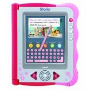 VTech Storio - Tablet educativa para niños, incluye el juego Rufus, color rosa (80-115657)