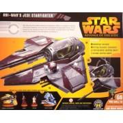 Star Wars Episode Iii Mid Vehicle Obi Wan Jedi Starfighter