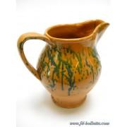 Vasella,brocca antica in terracotta a74