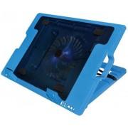"""Cooler Laptop VAKOSS LF-1860LB 17"""" (Albastru)"""