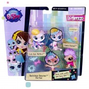 LPS PET PAIRS AND FASHIONS HASBRO A8232
