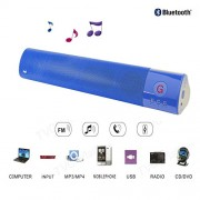 Superior Sound Quality Original MM - WM 1300 New Pill XL Powerful and Portable Active Wireless Music Speaker which Supports Pendrive, Aux Cable, TFT (Memory Card) having in-built FM and Compatible With Smartphones, Laptops, Tablets, Computer and Other Blu
