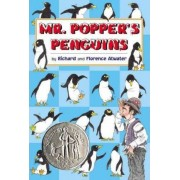 Mr. Popper's Penguins by Richard Atwater Atwater