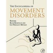 Encyclopedia of Movement Disorders by Katie Kompoliti
