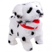 Spot the Fabulous Flip Over Dalmatian Puppy, Battery Operated