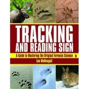 Tracking and Reading Sign by Len McDougall