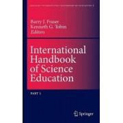 International Handbook of Science Education by B. Fraser
