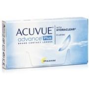 Acuvue Advance Plus (6 lentilles)