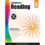 Spectrum Reading Workbook, Grade 5 by Spectrum