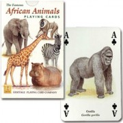 [Animals inhabit the Africa] Trump African animal P0006 (japan import)