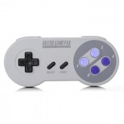 8Bitdo Wireless Gamepad Bluetooth para iOS y Android? Win - Gris