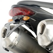 "Portamatrícula ""Tail Tidy"" - Triumph Speed Triple 2011 en adelante"