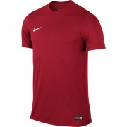 Nike Park dry football top short sleeve T-Shirt - Blue - Large
