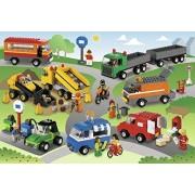 LEGO 9333 Education - Vehículos (934 piezas)