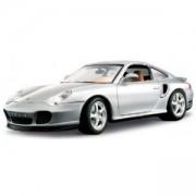 Метална количка - Porsche 911 Turbo, Bburago Gold, 093129