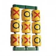 Gorilla Playsets Tic - Tac - Toe Spinner Panel 07-0010