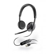 Plantronics BlackWire C520-M USB softphone headset
