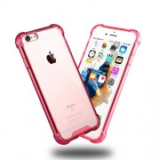 Iphone 7 Case by CenterPoint in Pink Color with Perfect Design and This Case for Iphone 7 Designed with Four Corners Thicken to Get Shockproof