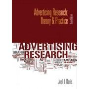 Advertising Research by Joel J. Davis