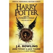 Harry Potter and The Cursed Child I and II