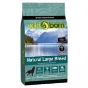 Wildborn Natural Large Breed - 15 kg