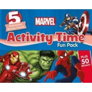 Marvel Activity Time Fun Pack by Parragon Books Ltd