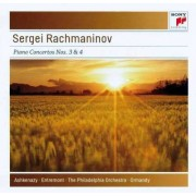 Vladimir Ashkenazy - Rachmaninoff: Piano Concertos No. 3 in D (0886977128523) (1 CD)