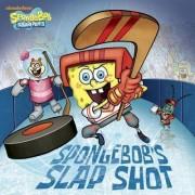 Spongebob's Slap Shot by David Lewman