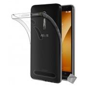 Housse Etui Coque Gel Fine Asus Zenfone Go Zb552kl + Film Ecran - Transparent Tpu