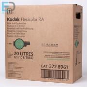Kodak N3 (3728961) Flexicolor Fixer & Repl. 2x10l-hez, fixír regenerátor