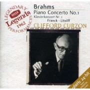 Brahms/ Franck/ Litolff - Piano Concerto No.1 (0028946637623) (1 CD)
