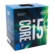 Intel Core i5 7500 - LGA1151 - 7th Generation Desktop Processor (LGA1151, 6MB, 3.4Ghz Upto 3.80Ghz)