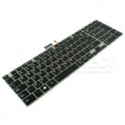 Tastatura Laptop Toshiba SATELLITE M50D-A-10Z iluminata + CADOU