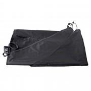 Vaude Floorprotector Space L 3P - schwarz grau / - Zeltunterlagenn