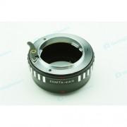 Adapter EXA-M4/3: Exakta Lens - Micro M4/3 M43 mount Camera