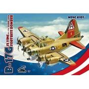 "Meng ""modèle Kids B-17G Flying Fortress Bomber Kit (Multicolore)"