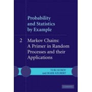 Probability and Statistics by Example: Volume 2, Markov Chains: A Primer in Random Processes and Their Applications: Markov Chains - A Primer in Random Processes and Their Applications v. 2 by Yuri Suhov