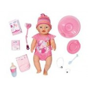 Papusa Baby Born Interactive Doll