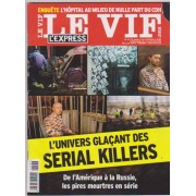 Levif 3345 Serial Killers Salman Rushdie Christian Simenon Julien Lahaut Musée Estrine