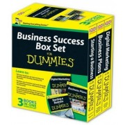Business Success Box Set For Dummies by Colin Barrow