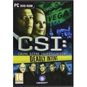 CSI Crime Scene Investigation Deadly Intent PC