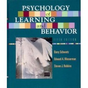 Psychology of Learning and Behavior by Steven J. Robbins
