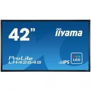 "IIYAMA EKRAN IIYAMA PROLITE LH4264S-B1 (42"", FULL HD 1920 X 1080, AMVA3 LED, VGA, DVI, HDMI, DP, RS-232C)"