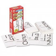 Flash Cards, Subtraction Facts 0-12, 3w X 6h, 94/pack By: Carson-Dellosa Publishing