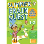 Summer Brain Quest: Between Grades 1 & 2 by Workman Publishing