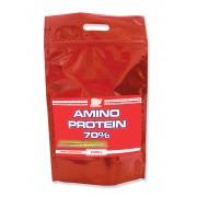 Amino Protein 70procent - jahoda, 750 g