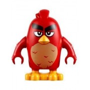 LEGO The Angry Birds Movie Minifigure - Red Bird (75825)